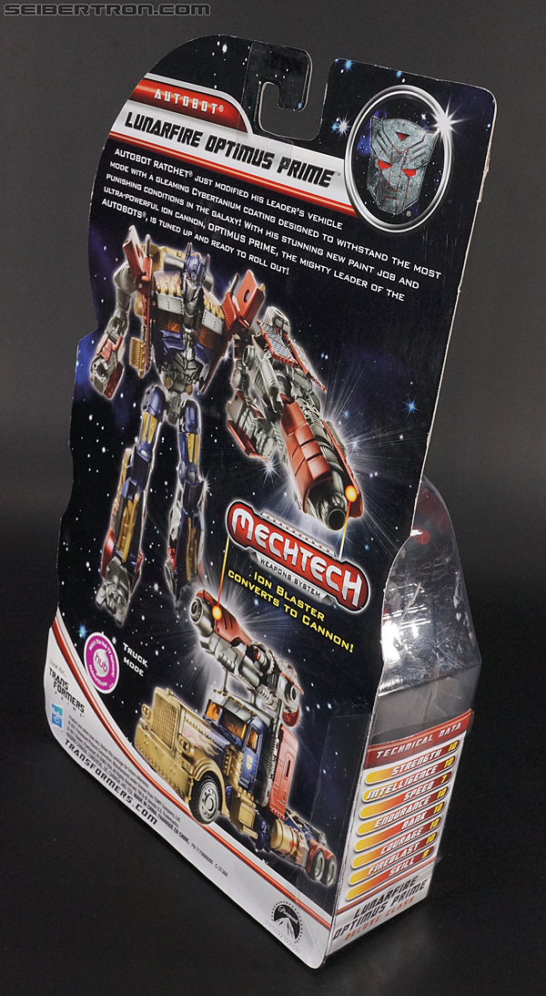 Transformers Dark of the Moon Lunarfire Optimus Prime (Image #8 of 154)