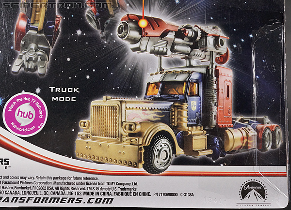 Transformers Dark of the Moon Lunarfire Optimus Prime (Image #11 of 154)