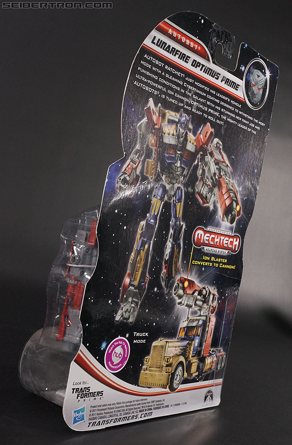 Transformers Dark of the Moon Lunarfire Optimus Prime (Image #13 of 154)