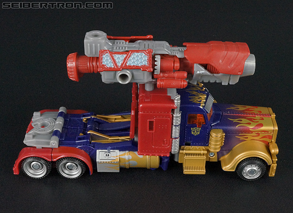 Transformers Dark of the Moon Lunarfire Optimus Prime (Image #22 of 154)