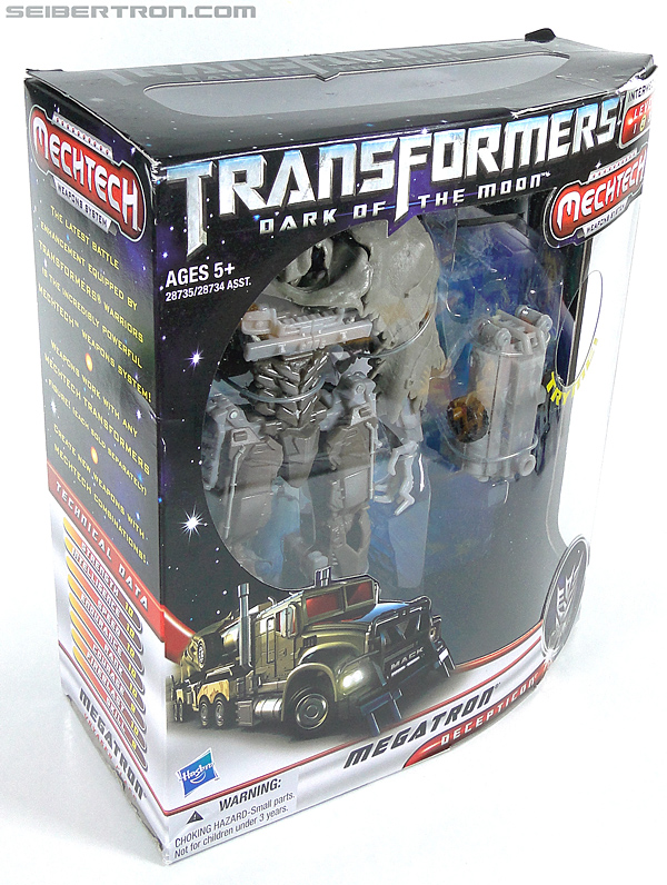 Transformers Dark of the Moon Megatron (Image #3 of 227)