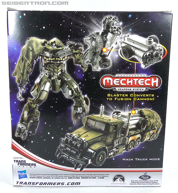 Transformers Dark of the Moon Megatron (Image #11 of 227)