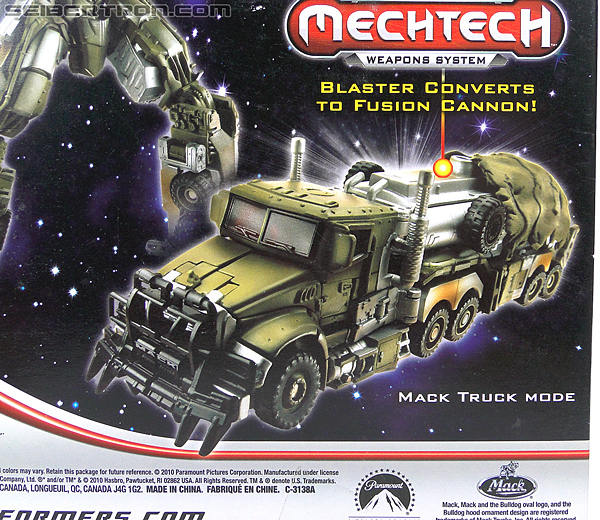 Transformers Dark of the Moon Megatron (Image #12 of 227)