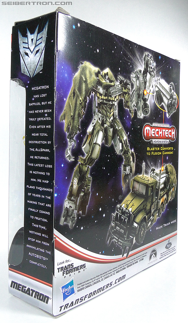 Transformers Dark of the Moon Megatron (Image #14 of 227)
