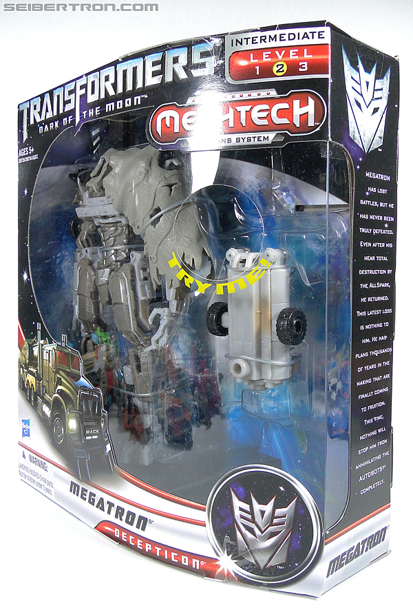 Transformers Dark of the Moon Megatron (Image #17 of 227)
