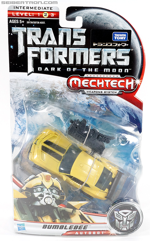 Transformers Dark of the Moon Neo Scanning Bumblebee (Image #1 of 121)