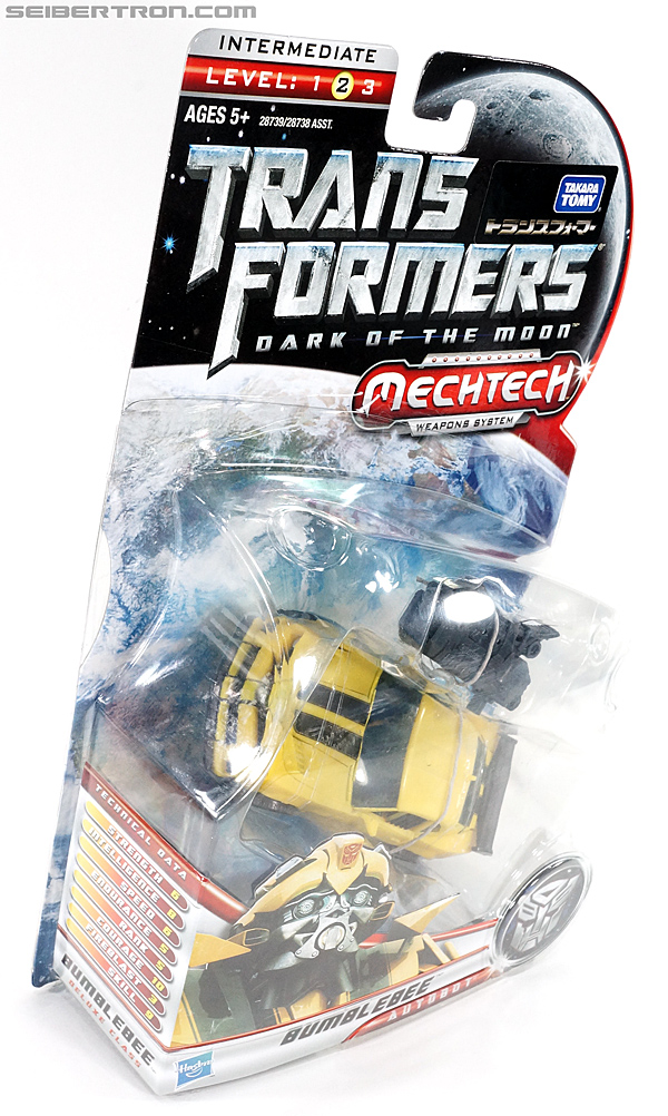 Transformers Dark of the Moon Neo Scanning Bumblebee (Image #4 of 121)