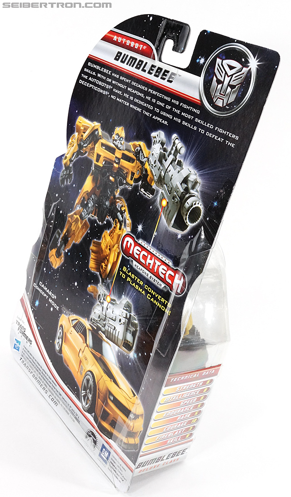 Transformers Dark of the Moon Neo Scanning Bumblebee (Image #6 of 121)