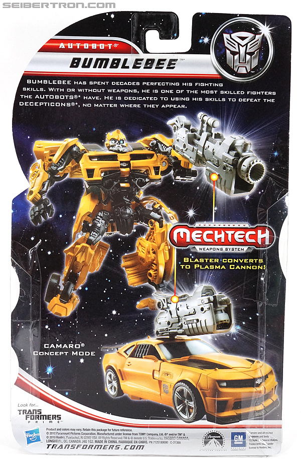 Transformers Dark of the Moon Neo Scanning Bumblebee (Image #7 of 121)