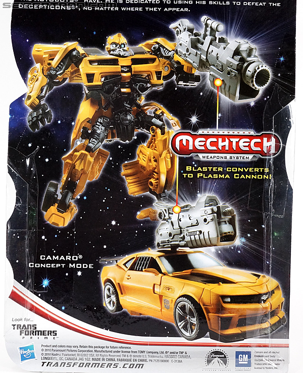 Transformers Dark of the Moon Neo Scanning Bumblebee (Image #9 of 121)
