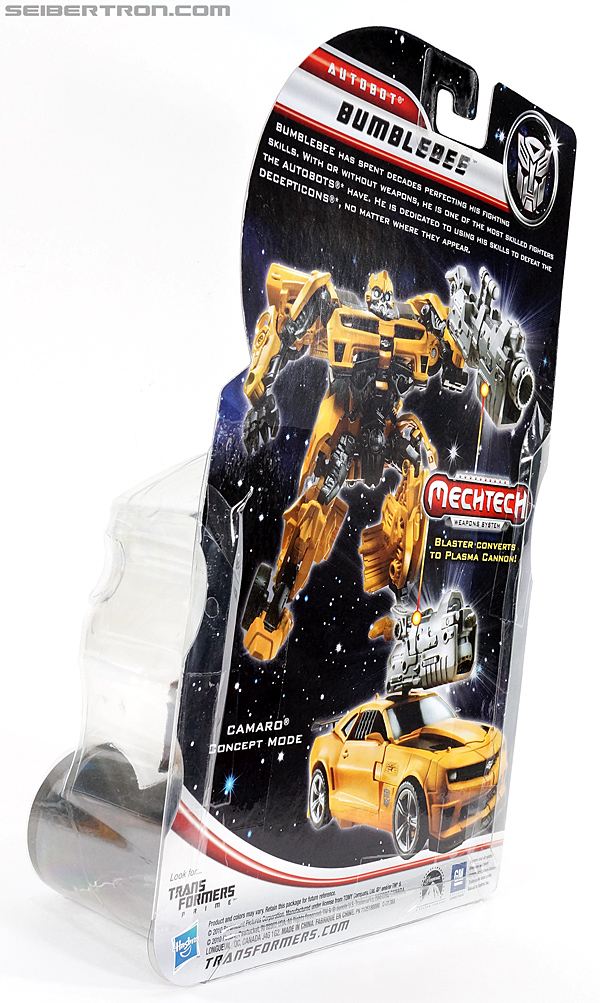 Transformers Dark of the Moon Neo Scanning Bumblebee (Image #10 of 121)