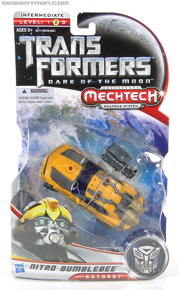 Transformers Dark of the Moon Nitro Bumblebee (Image #1 of 149)
