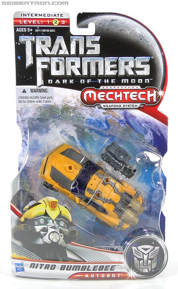 Transformers Dark of the Moon Nitro Bumblebee (Image #1 of 149)
