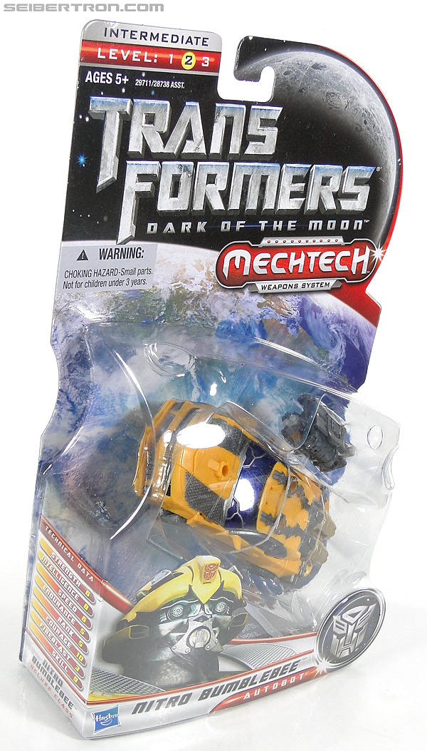 Transformers Dark of the Moon Nitro Bumblebee (Image #5 of 149)