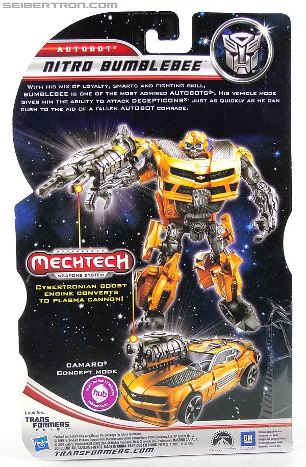 Transformers Dark of the Moon Nitro Bumblebee (Image #8 of 149)