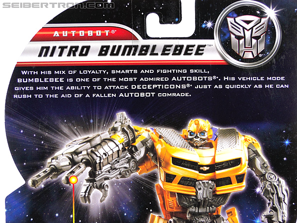 Transformers Dark of the Moon Nitro Bumblebee (Image #9 of 149)