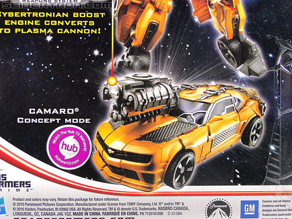 Transformers Dark of the Moon Nitro Bumblebee (Image #10 of 149)