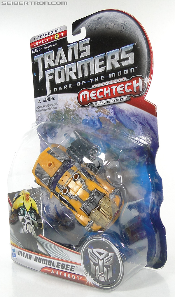 Transformers Dark of the Moon Nitro Bumblebee (Image #12 of 149)