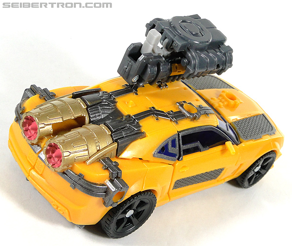 Transformers Dark of the Moon Nitro Bumblebee (Image #21 of 149)