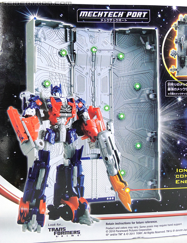 Transformers Dark of the Moon Optimus Prime with Mechtech Trailer (Image #15 of 248)