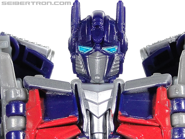 Dark of the Moon Optimus Prime with Mechtech Trailer gallery