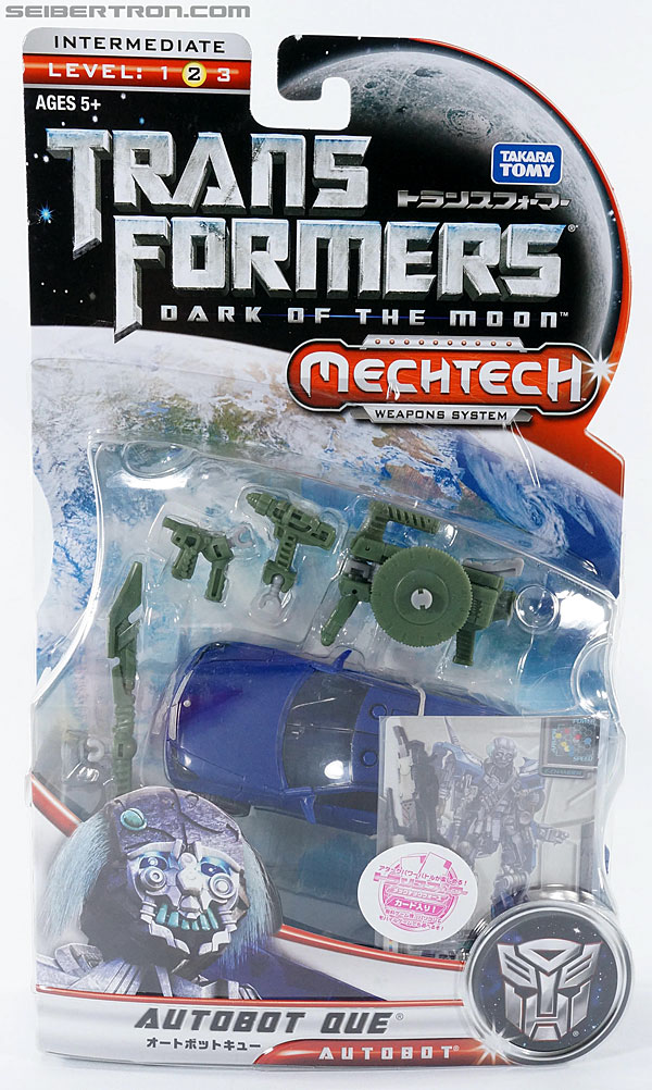 Transformers Dark of the Moon Wheeljack (Que) (Image #1 of 151)