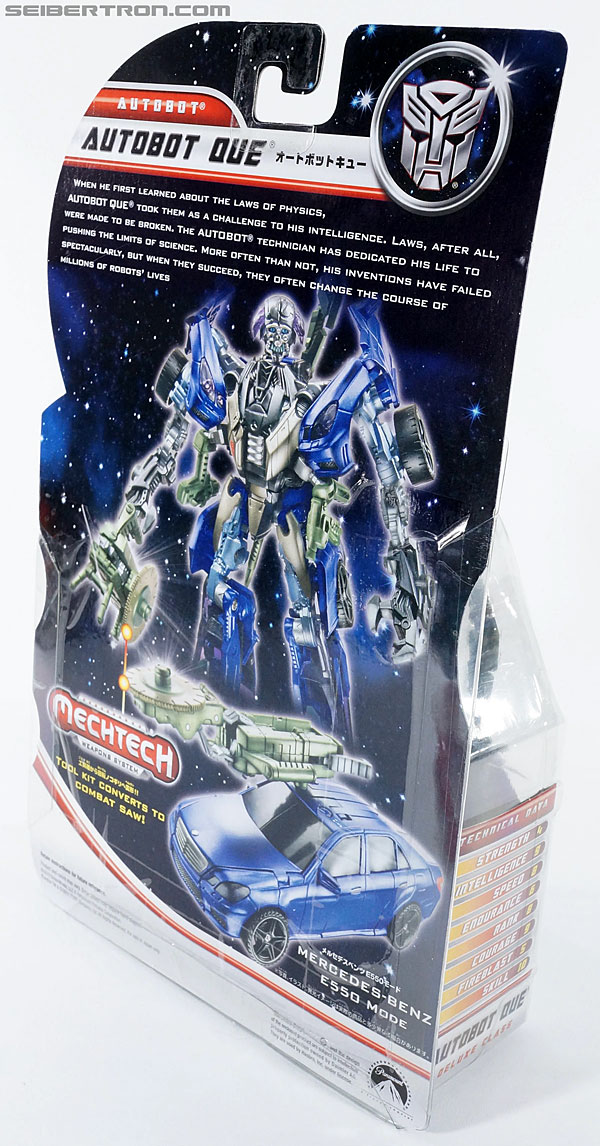 Transformers Dark of the Moon Wheeljack (Que) (Image #8 of 151)