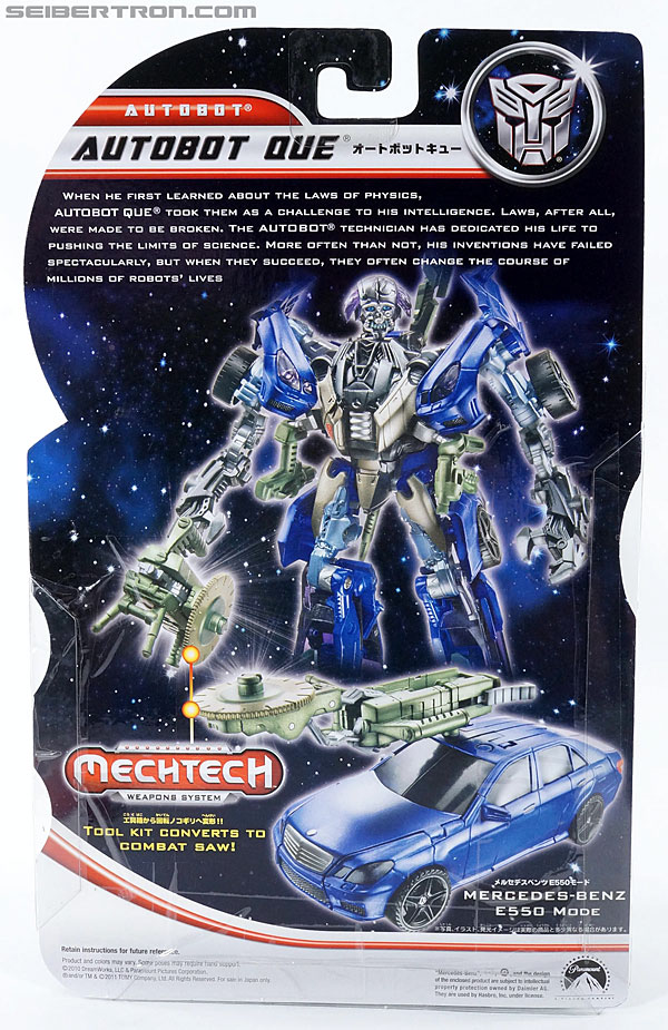 Transformers Dark of the Moon Wheeljack (Que) (Image #9 of 151)