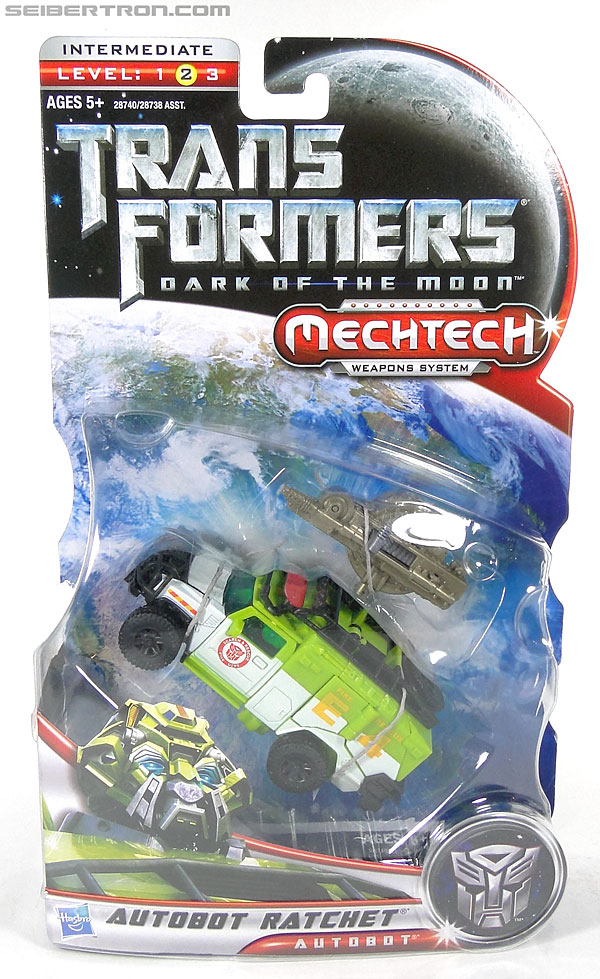 Transformers Dark of the Moon Ratchet (Image #1 of 133)