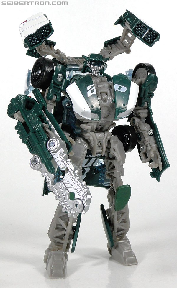 New Exclusive Galleries: DOTM deluxe class Roadbuster and ...