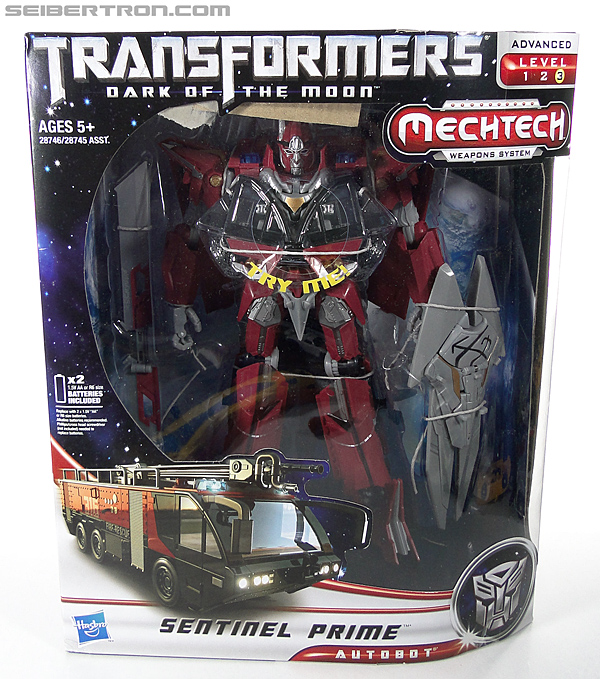 Transformers Dark of the Moon Sentinel Prime (Image #1 of 184)