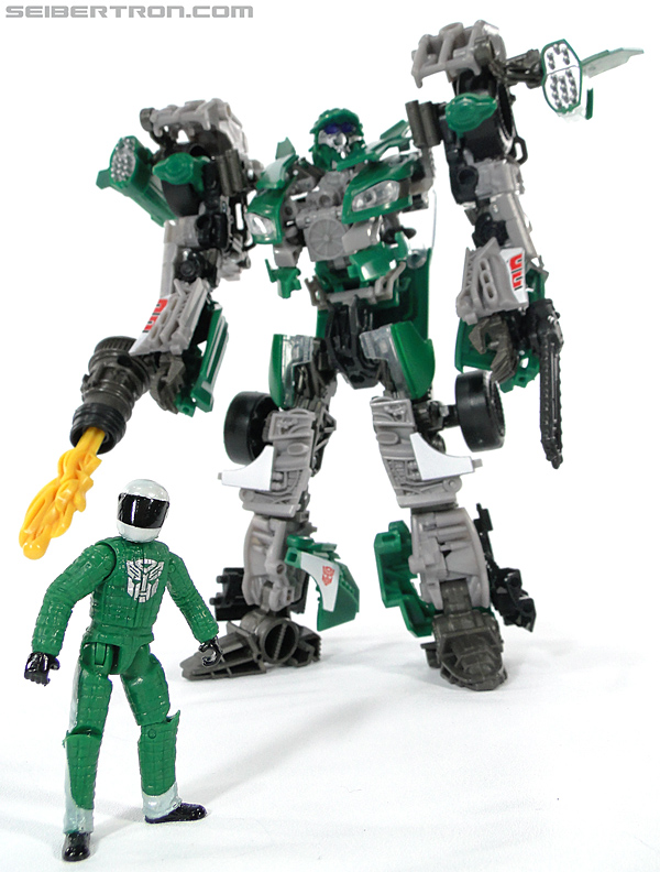 Transformers Dark of the Moon Sergeant Recon (Image #33 of 40)