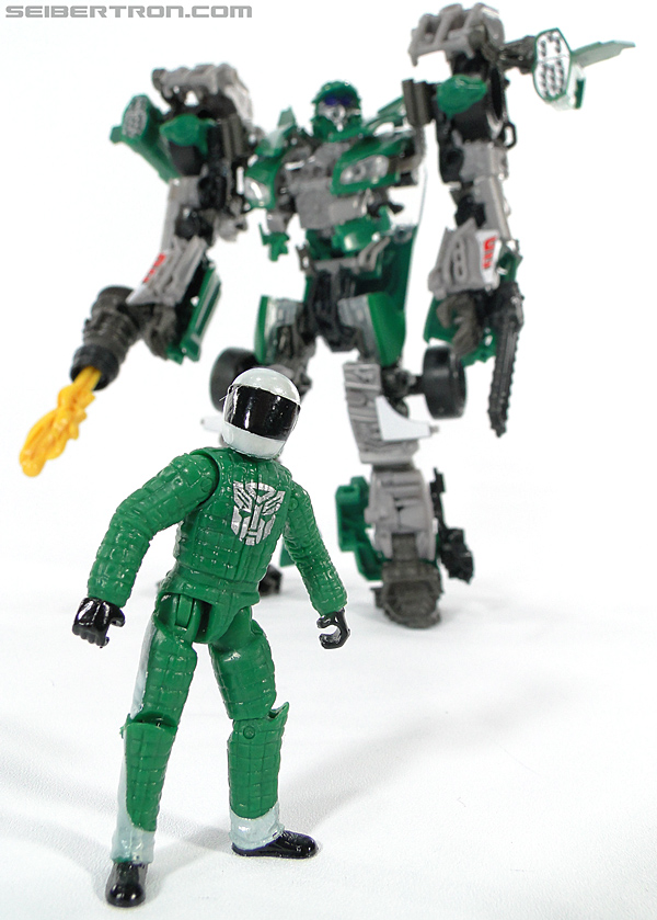 Transformers Dark of the Moon Sergeant Recon (Image #34 of 40)