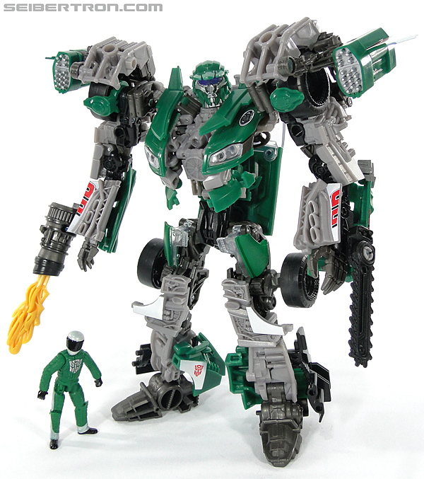 Transformers Dark of the Moon Sergeant Recon (Image #35 of 40)