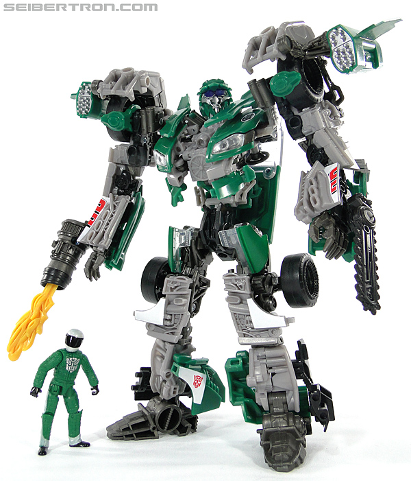 Transformers Dark of the Moon Sergeant Recon (Image #36 of 40)