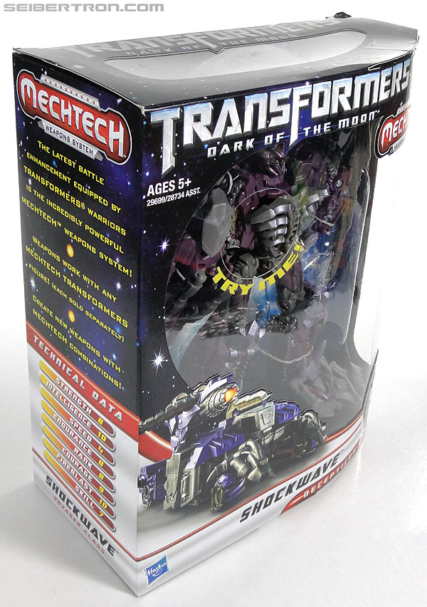 Transformers Dark of the Moon Shockwave (Image #4 of 180)