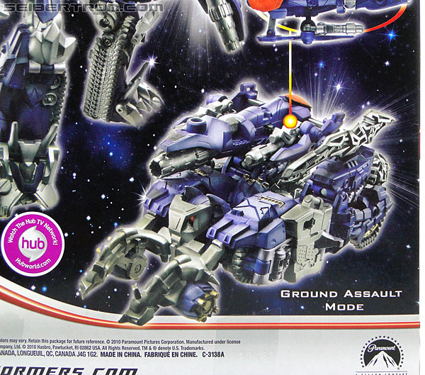 Transformers Dark of the Moon Shockwave (Image #9 of 180)