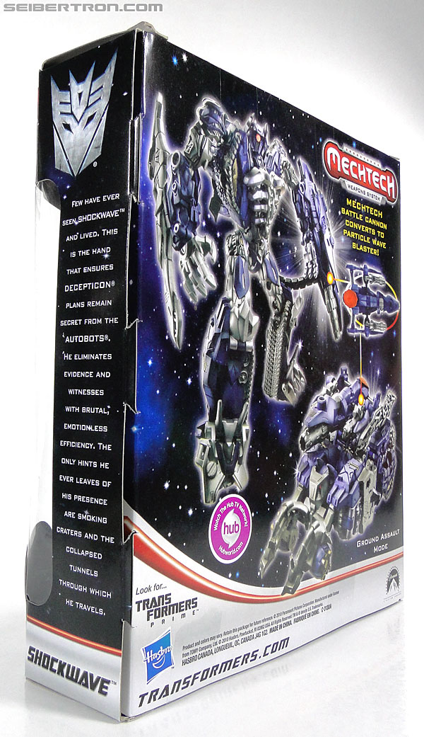 Transformers Dark of the Moon Shockwave (Image #11 of 180)