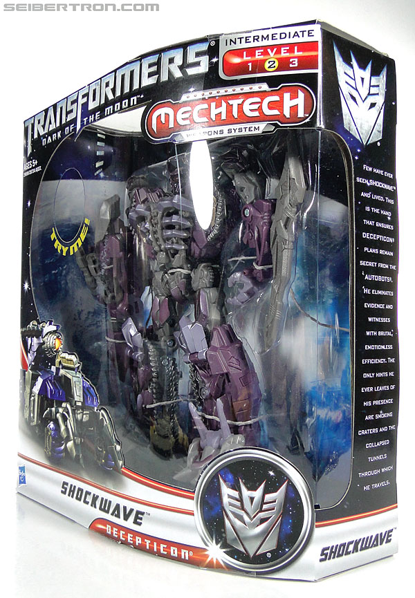 Transformers Dark of the Moon Shockwave (Image #13 of 180)