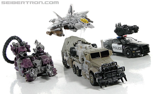 Transformers Dark of the Moon Shockwave (Image #32 of 180)