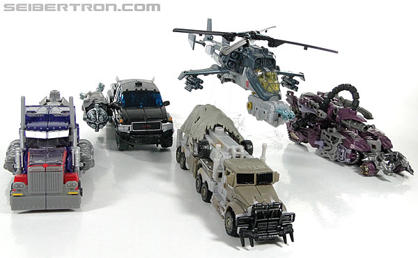 Transformers Dark of the Moon Shockwave (Image #49 of 180)