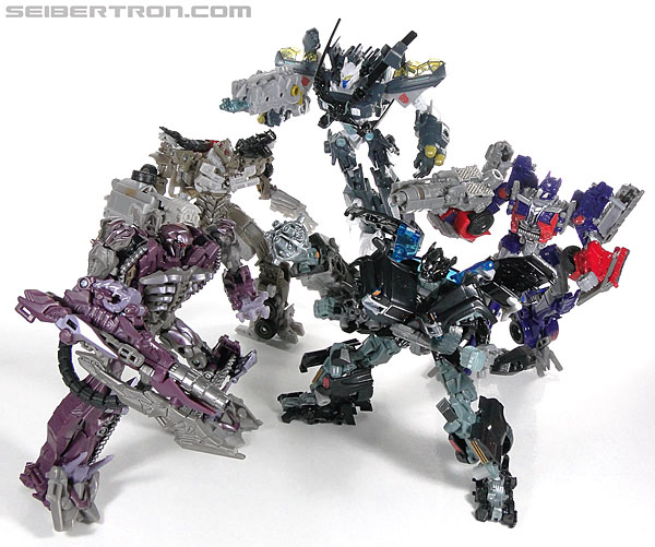 Transformers Dark of the Moon Shockwave Toy Gallery (Image ...