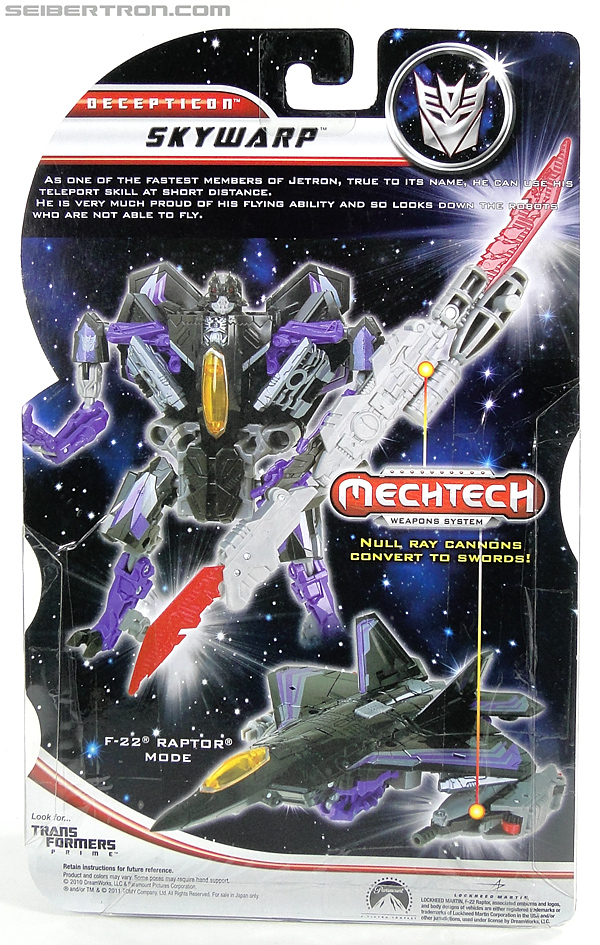 Transformers Dark of the Moon Skywarp (Image #9 of 156)