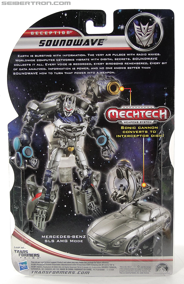Transformers Dark of the Moon Soundwave (Image #10 of 177)