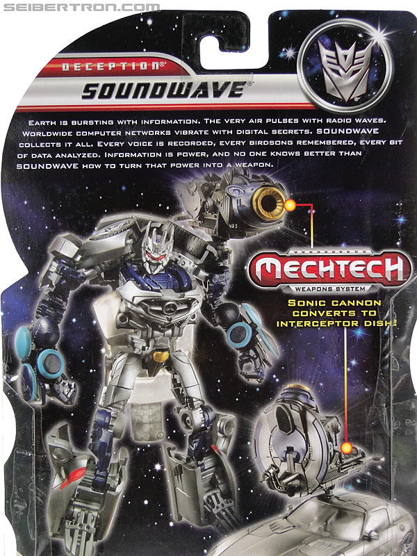 Transformers Dark of the Moon Soundwave (Image #11 of 177)