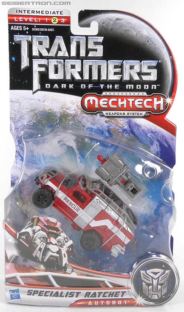 Transformers Dark of the Moon Specialist Ratchet (Image #1 of 118)