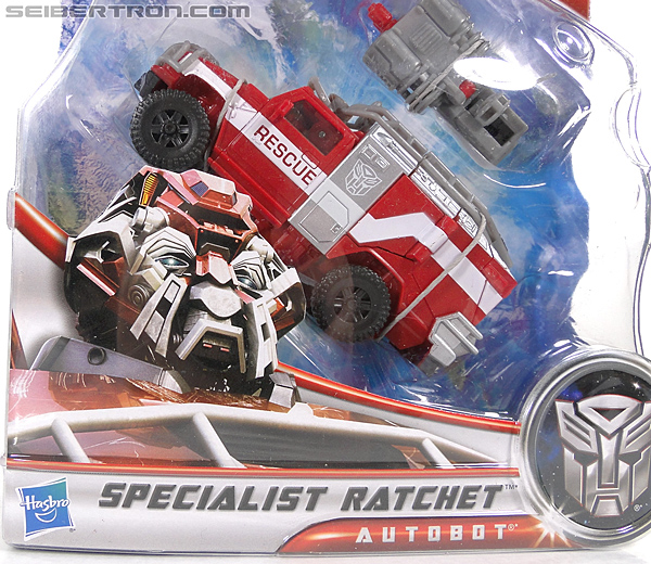 Transformers Dark of the Moon Specialist Ratchet (Image #3 of 118)