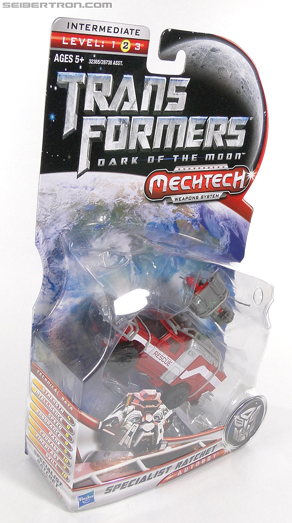 Transformers Dark of the Moon Specialist Ratchet (Image #4 of 118)