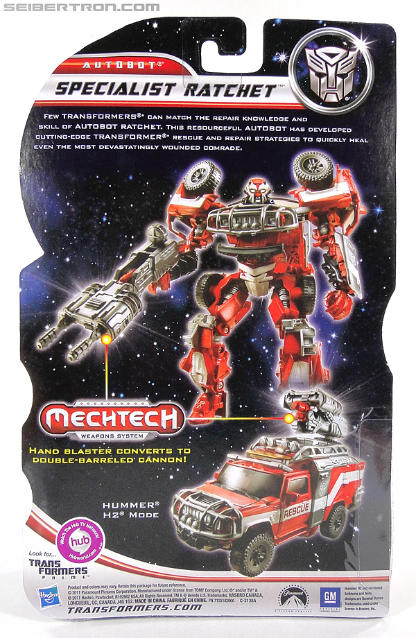 Transformers Dark of the Moon Specialist Ratchet (Image #7 of 118)
