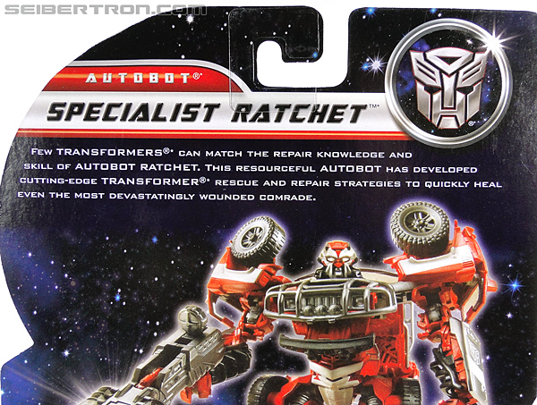 Transformers Dark of the Moon Specialist Ratchet (Image #8 of 118)